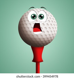 Funny Golf Images Stock Photos Vectors Shutterstock