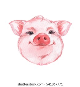 Pig Face Images Stock Photos Vectors Shutterstock
