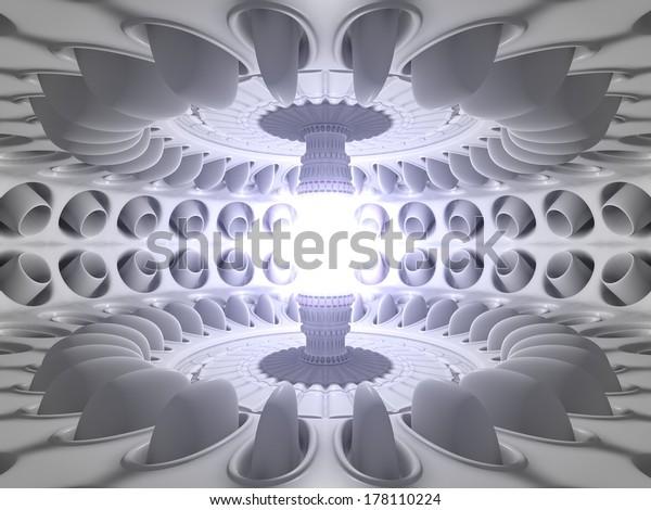fusion reactor core