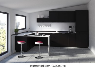 Futuristic Kitchen Images Stock Photos Vectors Shutterstock