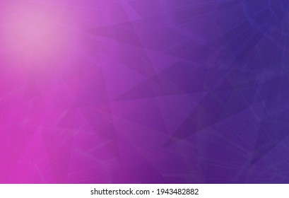 futuristic pink and blue science fiction style space nebula illustration background