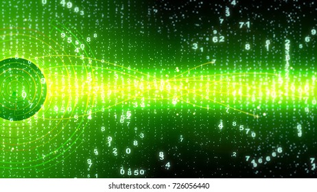 futuristic technology concept,abstract background