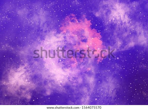 galaxy background illustration stars stardust 600w 1564075570