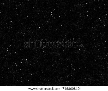 Galaxy Stars Universe Outside Earth Abstract Stock Illustration