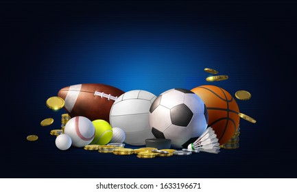 Sports Betting Banner High Res Stock Images | Shutterstock