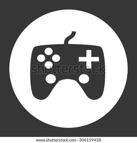 Royalty Free Stock Illustration Of Game Controller Symbol Stock