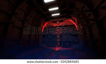 Gateway doors of fallout