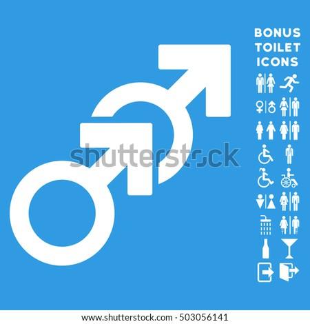 Free toilet gay gay