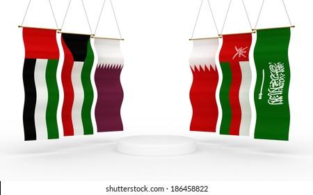 GCC Flags around a platform