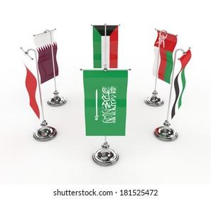 GCC Flags in circular array