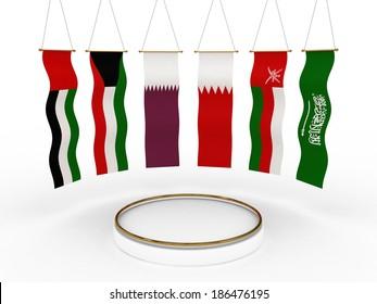 GCC Flags - Hanging around a platform