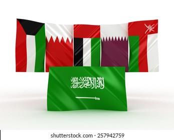 GCC Flags | KSA in Focus