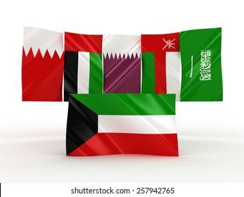 GCC Flags | Kuwait in Focus