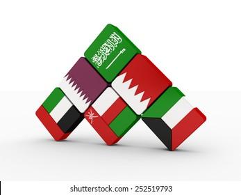 GCC Flags | Square unit formation