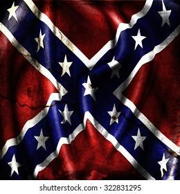 General Robert E. Lee's battle flag