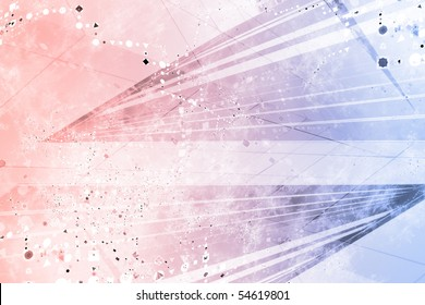 Generic Grunge Futuristic Tech Abstract Background Wallpaper