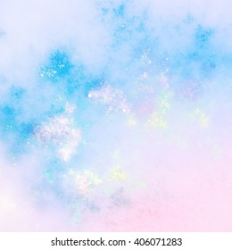 Gentle abstract background in light pastel tones, delicate and unusual. Very blurry textures