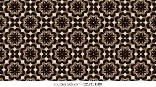 geometric and abstarct design pattern