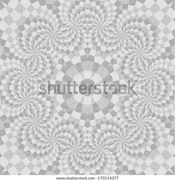 geometric background with grunge, fabric, interior, eps10