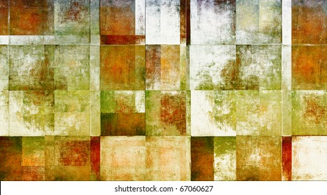 geometric grunge background