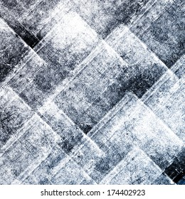 geometric grunge colorful background with squares