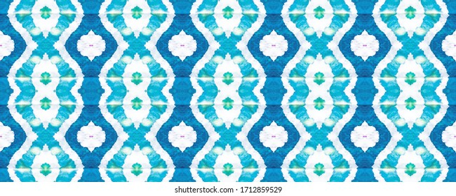 Geometric pattern. Seamless Ethnic Pattern. Colored Color. Hippie Gringe print. Shibori Pattern Watercolor blur. Fair White. Repeating wallpaper. Geometry.