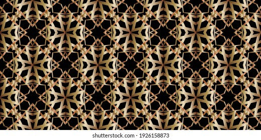 Geometric pattern. For your design, ad, page. Illustration made with texture.