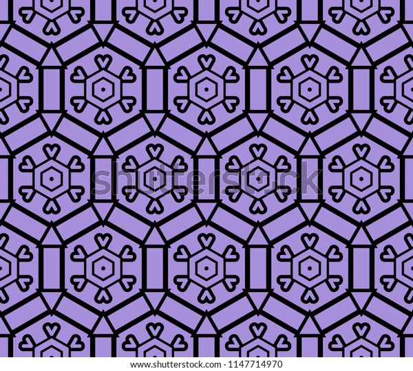 geometric seamless pattern. modern style. for printing on fabric, paper for scrapbooking, wallpaper