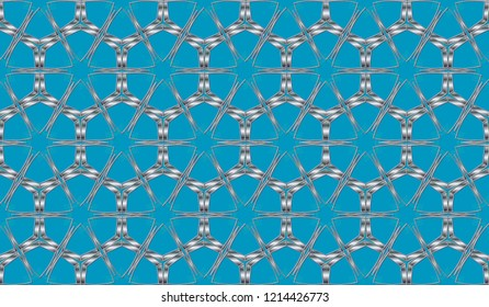 geometric seamless pattern. Simple regular background. Abstract repeat backdrop. Design for decor, prints, textile, furniture, cloth, digital