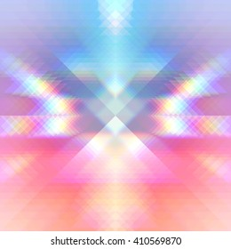 Geometric Shiny Pattern Background