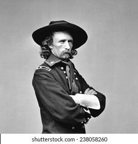 George Armstrong Custer US