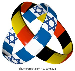 Germany and Israel: Symbol for the reconciliation and close relationship between the two countries