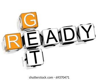 Get Ready Concept Images, Stock Photos & Vectors   Shutterstock