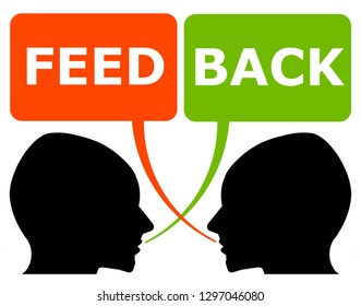 Giving and receiving face to face personal feedback