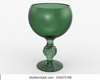 Glass Goblet