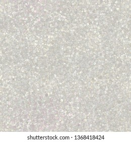 Glitter and pearl seamless texture, 3d illustration