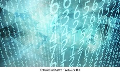 Global technology privacy, cyber world communication