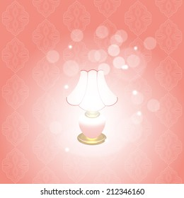 lampshade template images stock photos vectors shutterstock