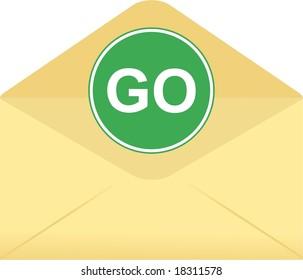 go envelope