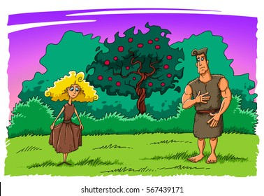God gave Adam and Eve leather clothes when they sinned
