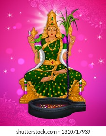 The goddess Kamakshee is the form of Parvati and Tripura Sundari (another form of Parvati). The main abode of Kamakshi is the Kamakshi Amman temple at Kanchipuram. Other important forms of goddess.
