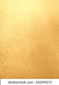 gold background poster, texture is old vintage distressed solid gold color with rough peeling paint