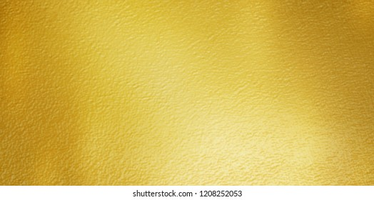 Gold foil texture abstract background