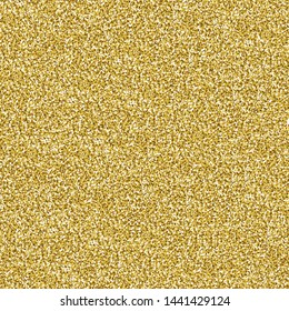 Gold glitter Background. Background filled with shiny glitter. Glitter and Christmas abstract background.