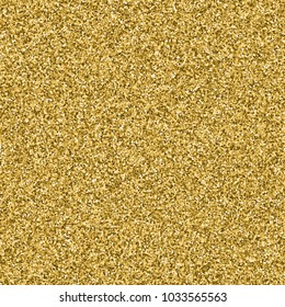 Gold Glitter Seamless Background Pattern Texture