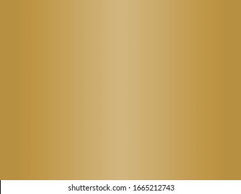 Gold gradient for abstract background