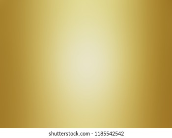 gold gradient abstract background with soft backdrop texture for christmas and valentine.