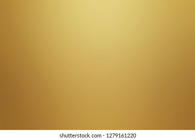 gold gradient abstract background with soft glowing backdrop texture for christmas and valentine.