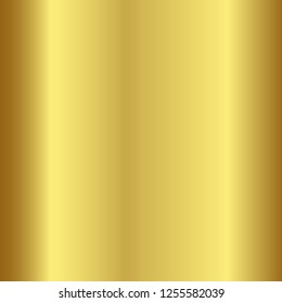 Gold gradient. Golden gradient illustration for backgrounds cover frame ribbon banner coin label flyer card poster etc. Graphic design Template