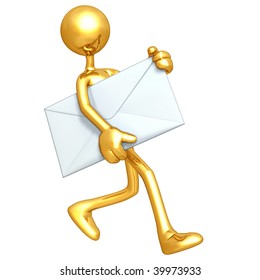 Gold Guy Mail Email